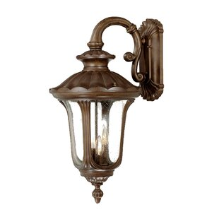 Princeton 3-Light Outdoor Wall Lantern