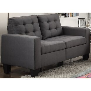 Dulcie Loveseat by Latitude Run