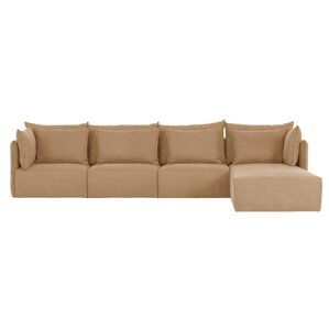 Dune Extended Sectional by Tema