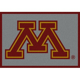 Collegiate University of Minnesota Golden Gophers Doormat By My Team by Milliken