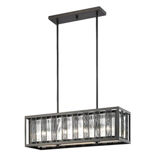 Valerii 4-Light Kitchen Island Pendant By 17 Stories