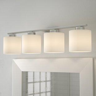 Zipcode Design Cedartown 4-Light Vanity Light