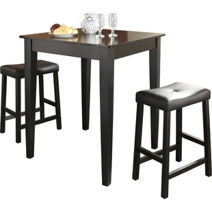 Dylan 3 Piece Pub Table Set by Crosley Amazing