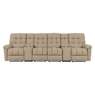Mauston Tufted Reclining Sofa