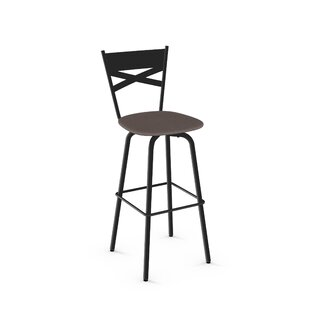 Tommy Bar & Counter Swivel Stool by Amisco