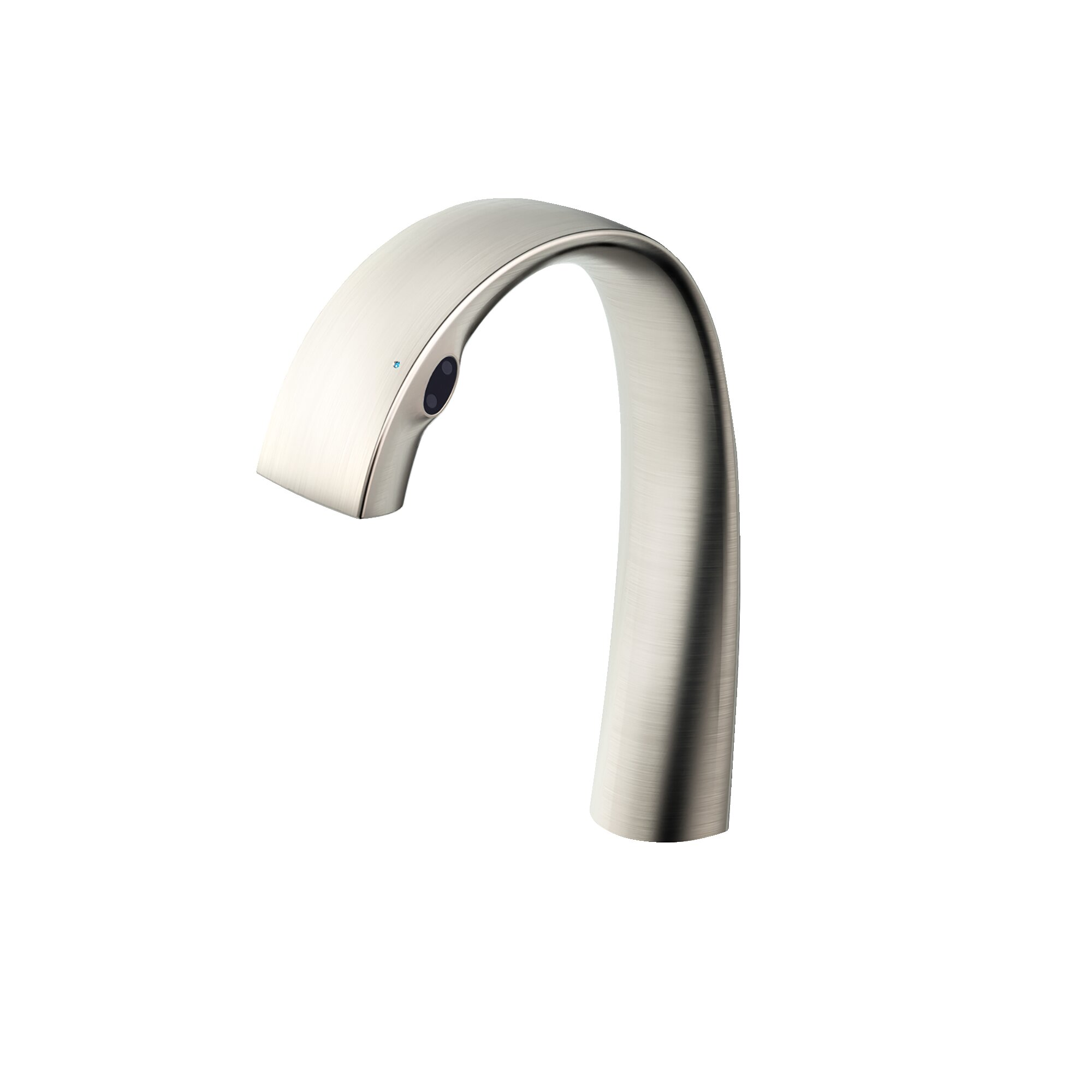Toto ZN Electronic Touchless Single Hole Bathroom Faucet with Soft ...