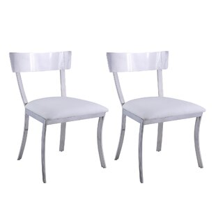 Joan Dining Chair (Set of 2) by Rosdorf Park