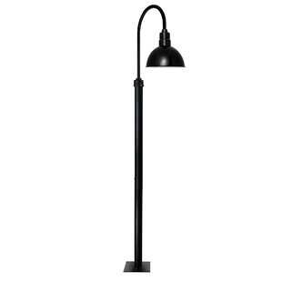 Blackspot 1-Light LED Post Light by Cocoweb