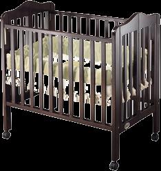 Portable & Mini Cribs