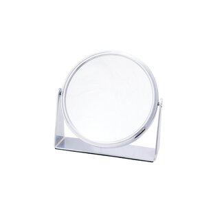 Danielle Creations Round Stand Mirror