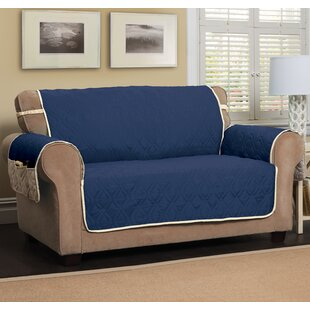 Shop Box Cushion Sofa Slipcover by Winston Porter