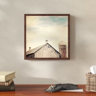 The Farm Framed Photographic Print On Paper By Union Rustic