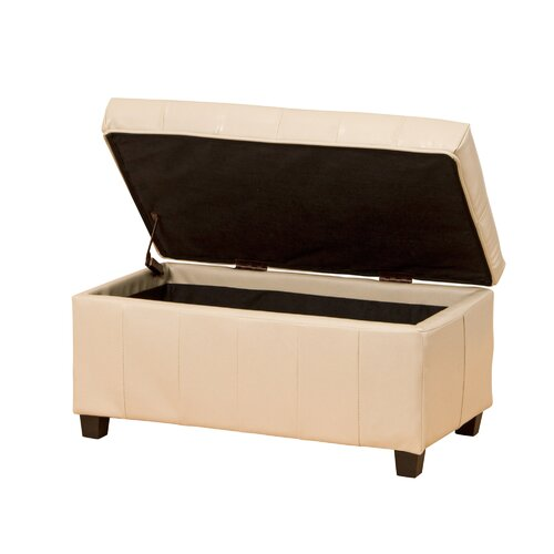 Wines Upholstered Storage Bench Marlow Home Co. Upholstery: