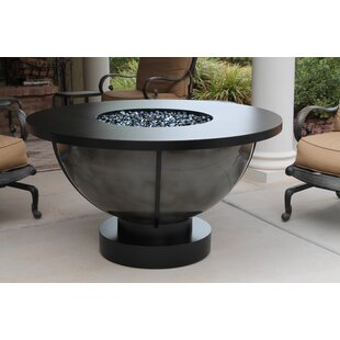 Bodaway Steel Propane Fire Pit Table