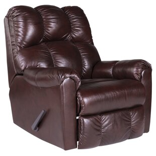 Ivanka Manual Rocker Recliner Red Barrel Studio