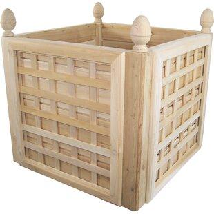 Bar Harbor Cedar Cedar Planter Box