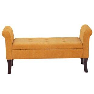 Alcott Hill Elbert Upholstered Bench