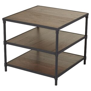 Hera End Table by Mercury Row
