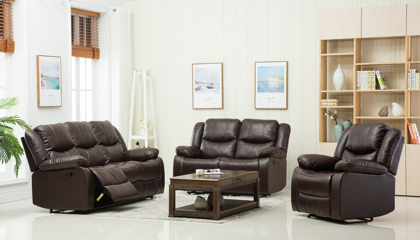 3 Piece Living Room Set by Container - Shop for Living Room Sets