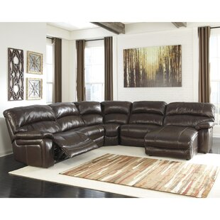 Signature Design by Ashley Dormont Larwill Reclining Sectional