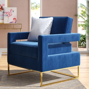 Canterbury Lounge Chair by Everly Quinn