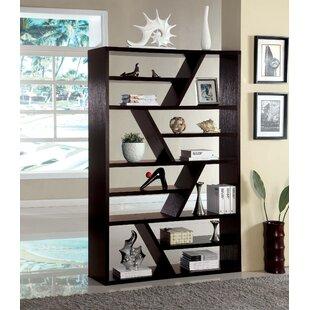 Valparaiso Standard Bookcase by Brayden Studio