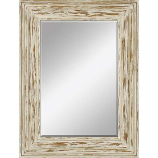 Rectangle Distressed Wall Mirror