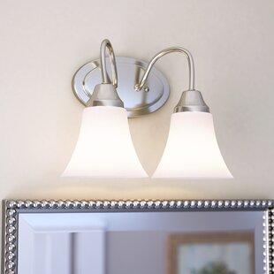 Buren 2-Light Vanity Light by Darby Home Co