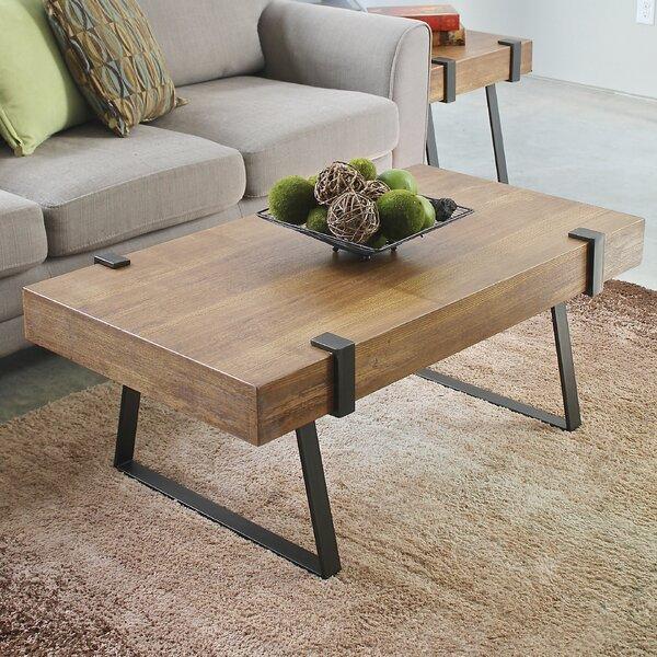 Laurel Foundry Modern Farmhouse Wisteria Indoor Coffee Table U0026 Reviews |  Wayfair