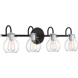 Great Price Poppy 4-Light Vanity Light By Trent Austin Design