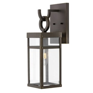 Hinkley Lighting Porter LED Outdoor Wall Lantern