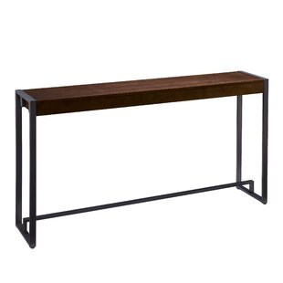 Modern Contemporary Behind Sofa Console Table Allmodern