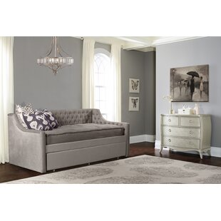 Klaus Jaylen Daybed with Trundle by Winston Porter
