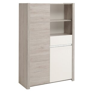 Bjarne Dishes Accent Cabinet by Ebern Designs