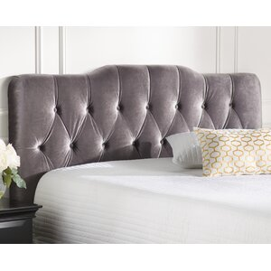 Alsop Upholstered Panel Headboard