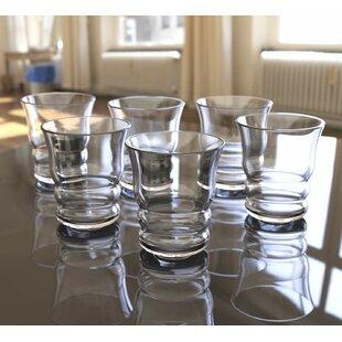 Mazzitelli 15 Oz. Acrylic Drinking Glass (Set Of 6) By Winston Porter