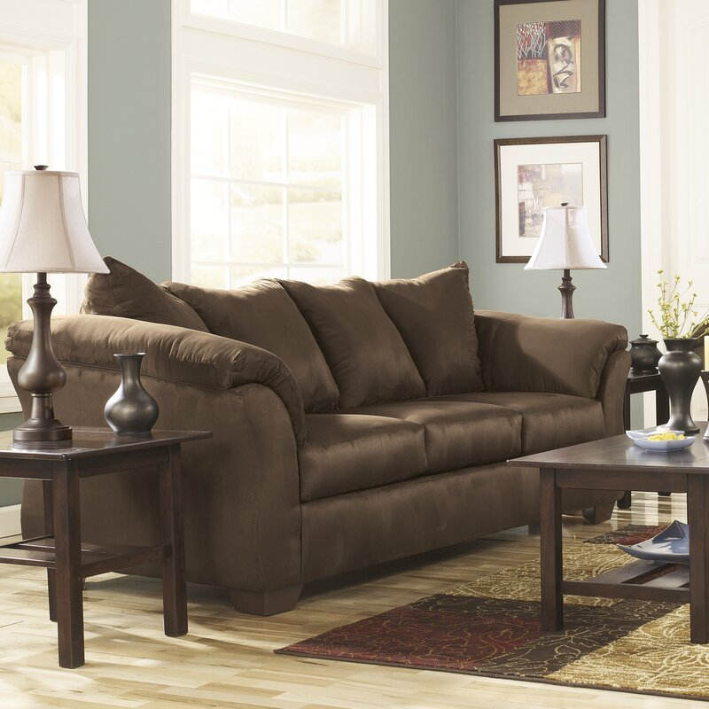 Wayfair Com Sales: Alcott Hill Huntsville Sofa & Reviews