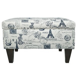 MJL Furniture Brooklyn Storage Ottoman