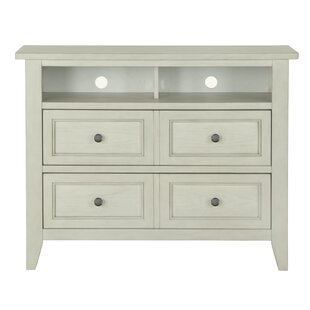 Stoughton 2 Drawer Media Chest by Rosecliff Heights Herry Up