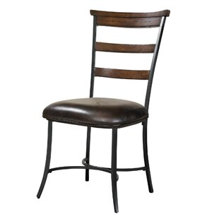 Red Barrel Studio Royalton Ladderback Side Chair (Set of 2)