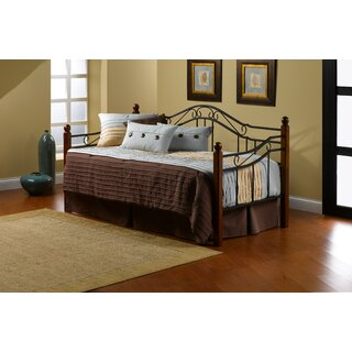 Alyson Twin Daybed with Trundle by Fleur De Lis Living SKU:CB931646 Check Price