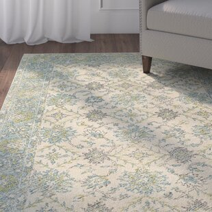 Dittmar Handmade Teal Indoor/Outdoor Area Rug