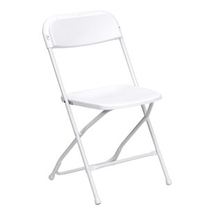 Reviews Laduke Premium Plastic Folding Chair (Set of 2) by Symple Stuff Reviews (2019) & Buyer's Guide