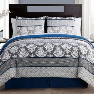 Carterton 8 Piece Bed in a Bag Set