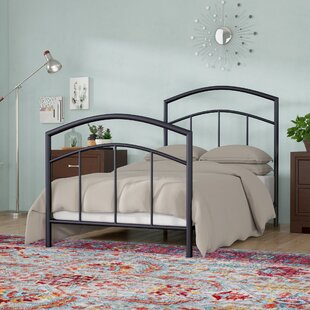 Wheeler Panel Bed by Ebern Designs