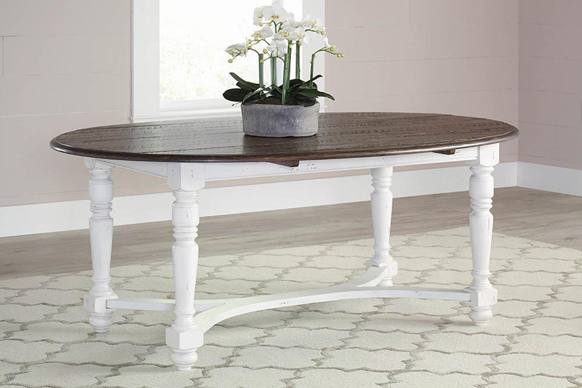 One Allium Way Gladney Dining Table Wayfair