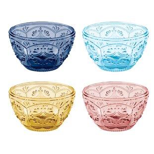 Trestle Bowl (Set of 4)