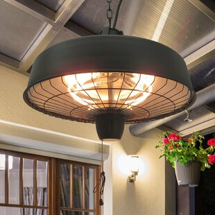 Jannie Electric Patio Heater By Belfry Heating