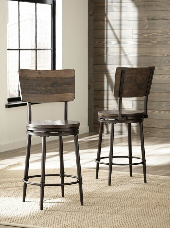 Cathie 5 Piece Round Counter Height Dining Set Reviews AllModern