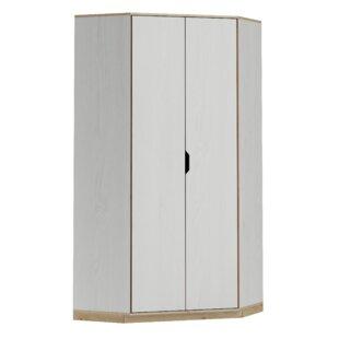 Hy 2 Door Corner Wardrobe